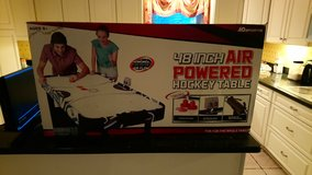 New In Box Air Hockey Table! in Macon, Georgia