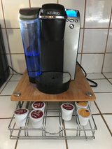 Keurig Coffee Maker and Stand in 29 Palms, California