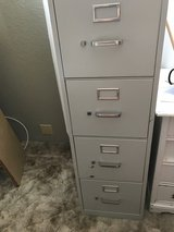Filing Cabinet- 4 drawer with some scars in Yucca Valley, California