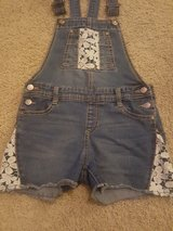 Girls overall shorts in Cherry Point, North Carolina