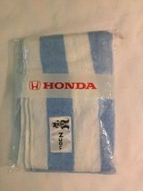 "honda coro towel nib  2016 limited promo  47""w  x 22"" in Okinawa, Japan"