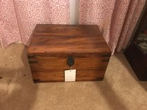 Wooden Chest in Kingwood, Texas