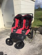baby jogger city summit xc double jogging stroller in Okinawa, Japan
