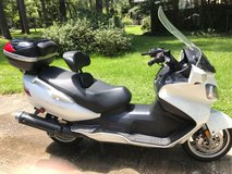 2006 Suzuki Burgman 650 in Kingwood, Texas