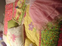 Happy flower bedding set full size in Fort Campbell, Kentucky