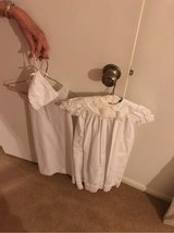 Baby Christening Dress, slip and hat in Kingwood, Texas