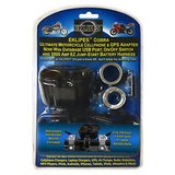 Brand New EKLIPES Black Cobra Motorcycle Charging System in Fort Campbell, Kentucky