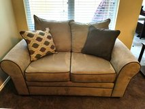 Living Room Set - Sofa, Loveseat, Chair 1/2, Ottoman in Lackland AFB, Texas