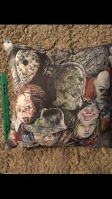 ••HORROR VILLAINS THROW PILLOW•• in Fort Sam Houston, Texas