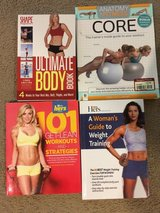Workout Books in Okinawa, Japan