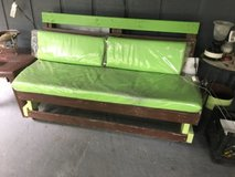 Patio Bench in Leesville, Louisiana