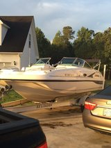 2001 Hurricane 20ft with trailer 150 hp outboard Yamaha Saltwater series in Camp Lejeune, North Carolina