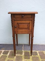 antique side table nightstand from France in Ramstein, Germany