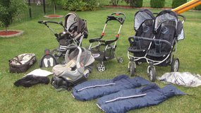 stroller and car seat in Orland Park, Illinois