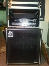 Ampeg SVT 4 Pro head with B410 cab EXCELLENT CONDITION! (FREE ROAD CASE!) in New Lenox, Illinois