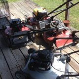 lawn movers in DeRidder, Louisiana