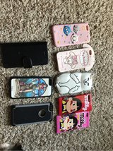IPhone 6 plus cases lot of 8 in Fort Hood, Texas