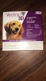 Vectra (3) Pk 56-95lb Dog in Fort Drum, New York