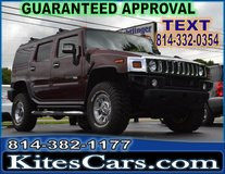 2006 HUMMER H2 LUXURY 4X4 WITH NAVIGATION 108,000 MILES in Cleveland, Ohio