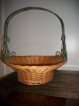 Basket with metal handle in Fort Campbell, Kentucky