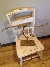 Metal Gold Bird Jewelry Holder in Rolla, Missouri