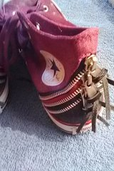 Converse  Chuck Taylor's in 29 Palms, California