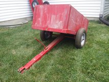 Lawn and garden trailer in Yorkville, Illinois