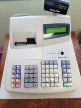 Sharp XE-A402 Electronic Cash Register in Camp Lejeune, North Carolina