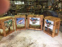 Custom Cedar Ice Chest Coolers in Cleveland, Texas