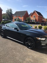 Ford Mustang US Spec in Lakenheath, UK