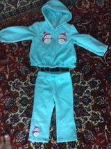 Fleece jogging suit 2T-3T Gymboree in Baumholder, GE