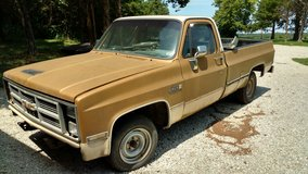 1984 Chevy Truck Parts in Springfield, Missouri