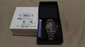 TRD Chronograph Watch serial # 086 of 100 in Okinawa, Japan