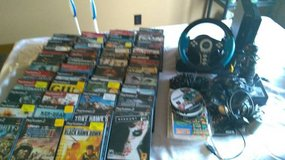 PS2 lot!! Over 50 Games included!!!! in Manhattan, Kansas
