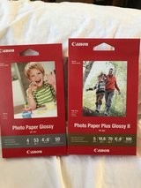 Canon Inkjet Photo Paper in Lockport, Illinois