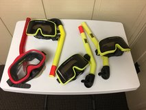 SNORKEL SETS (4) in Chicago, Illinois