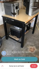 Must go !!!!drafting table in Fort Campbell, Kentucky