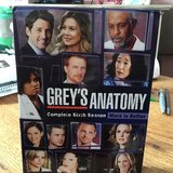 Greys Anatomy Complete 6 th Seasons in Clarksville, Tennessee