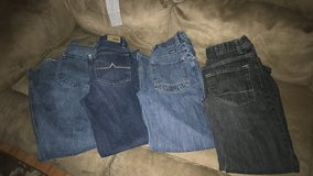Boys Jeans size 16 R in Fort Leonard Wood, Missouri