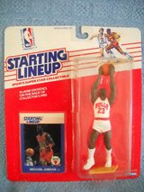 Kenner S. L Michael Jordan 1988 1ST Starting Lineup in Lake Elsinore, California