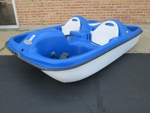 2015 Pelican 4 Person pedal Boat, 8.5 foot in Palatine, Illinois