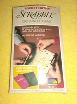 1978 Scrabble Pocket Edition in Westmont, Illinois