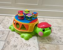 Fisher Price Build & Spill Musical Turtle in Westmont, Illinois