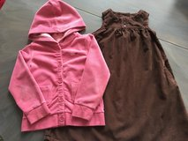 Baby Gap Corduroy Dress & Jacket size 4/5 in Chicago, Illinois