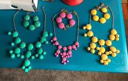 """6 piece lot of """"bubble"""" jewelry in San Clemente, California"""