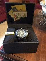 Invicta Reserve 52mm Venom Swiss Made Quartz Chronograph Watch 5727! GREAT VALUE in Converse, Texas