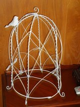 delicate bird cage in St. Charles, Illinois