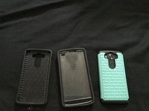 LG V 10 cases in Fort Carson, Colorado
