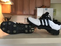 Adidas SSETECH Golf Shoes Size 9 in Fort Belvoir, Virginia