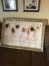 Little Ballerina's At The Exercise Bar in Shorewood, Illinois